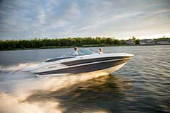 Exterior of a Cruisers Yachts 258 Bow Rider