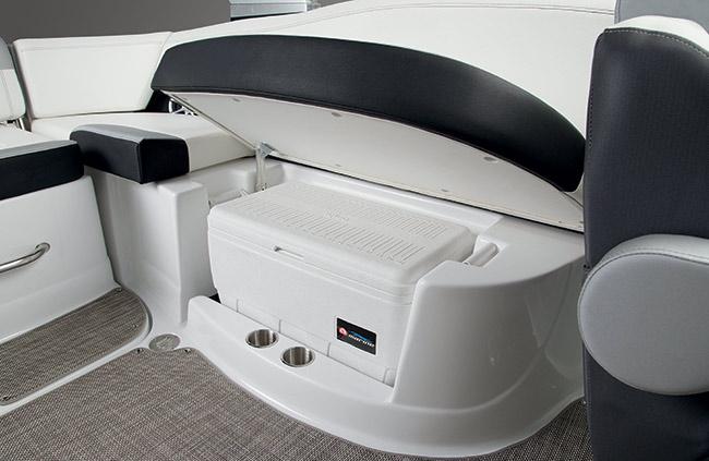 Cooler Storage