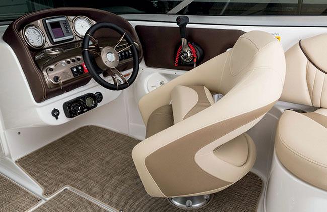 Captain's Seat