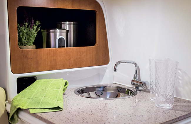 Sink Galley