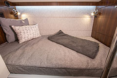 Aft Stateroom of a Cruiser Yachts 34 GLS