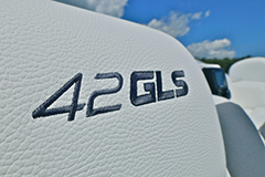 Logo of a Cruiser Yachts 42 GLS