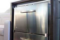 Dishwasher & Ice Maker for a Cruiser Yachts 50 Cantius